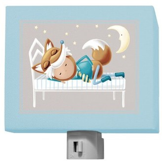 Oopsy Daisy Fine Art For Kids B is for Boys Night Light