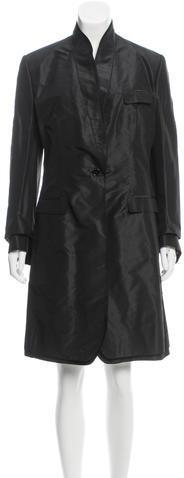 Dolce & GabbanaDolce & Gabbana Lightweight Silk Blazer w/ Tags
