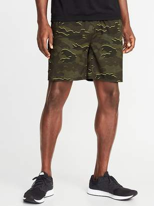 "Old Navy Go-Dry 4-Way Stretch Run Shorts for Men (7"")"