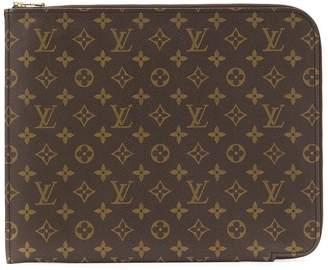 Louis Vuitton Pre-Owned Poche Documents 33 clutch