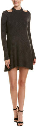 Michael Stars Mock Neck Sweaterdress