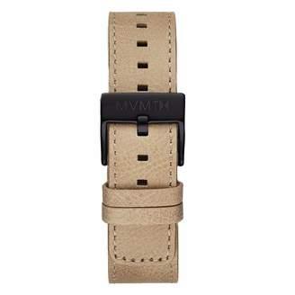 MVMT Mens Chrono 40mm Series20mm Sandstone Leather