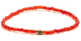 Luis Morais Mini barrel beaded bracelet
