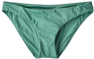 Patagonia Women's Solid Sunamee Bikini Bottoms