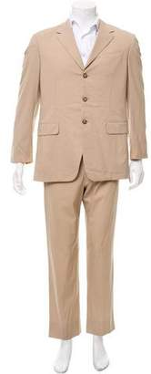 Prada Virgin Wool Two-Piece Suit