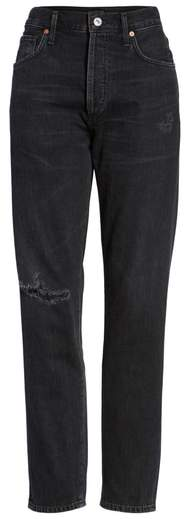 Citizens of Humanity Liya High Waist Slim Boyfriend Jeans