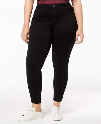 Style&Co. Style & Co Plus Size Ultra-Skinny Ankle Jeans, Created for Macy's