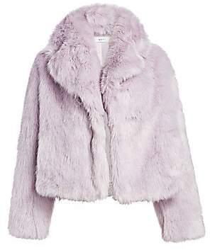A.L.C. Women's Grant Faux Fur Jacket