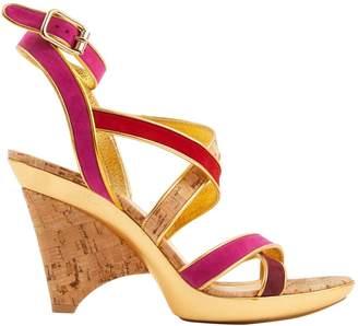 Emilio Pucci Leather heels