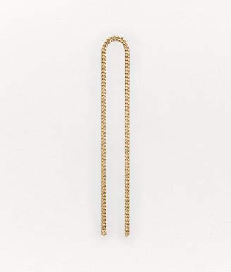 Bottega Veneta CHAIN STRAP IN GOLD-FINISH METAL