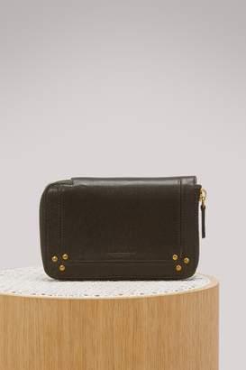 Jerome Dreyfuss Lambskin Julien wallet