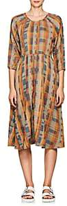 Ace&Jig Women's Jane Plaid Cotton Midi-Dress