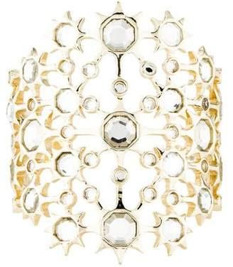 Isharya Crystal Star Cuff