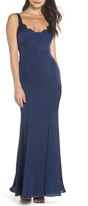 Fame & Partners The Ara Trumpet Gown