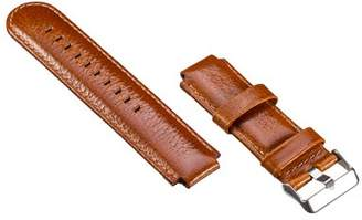Garmin Unbranded Replacement Soft Leather Watch Band + Tool For Approach S2 S4 CO