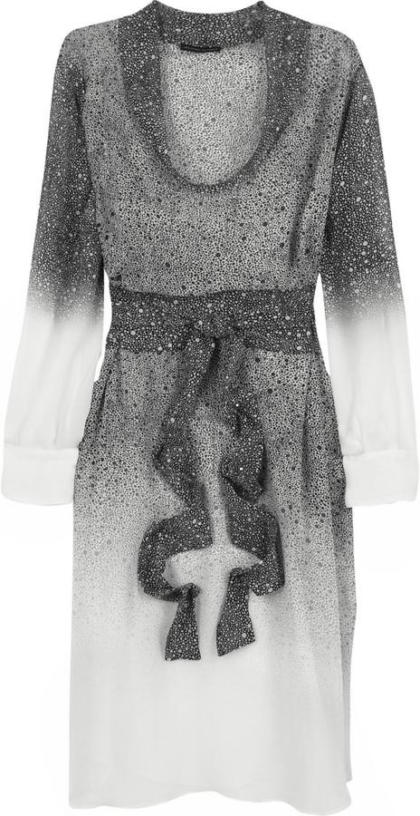 Jonathan Saunders Elia Kaftan dress