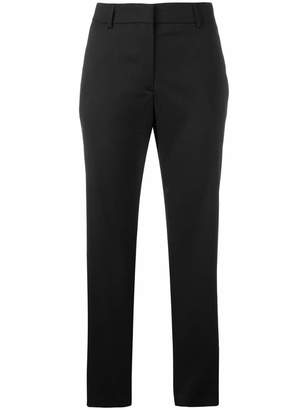 Burberry tailored cropped trousers