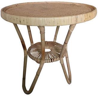 Selamat Libra Side Table - Natural