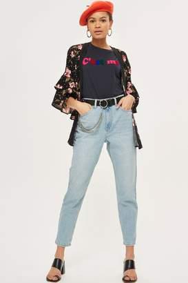 Topshop TALL Beach Mom Jeans