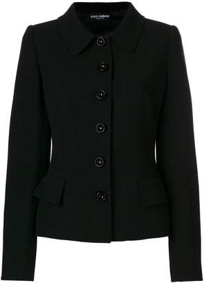 Dolce & Gabbana fitted jacket