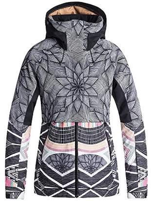 Roxy Snow Junior's Frozen Flow Jacket