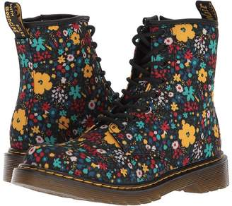 Dr. Martens Kid's Collection Delaney WF Lace Boot Girls Shoes