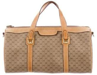 faf2648823b Gucci Vintage Boston Bag - ShopStyle
