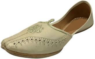N. Step Style Mens Khussa Shoes Mojari Punjabi Jooti Ethnic Hippy Rajasthani Jaipuri