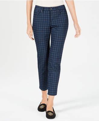 Charter Club Printed Ankle Jeans, Created for Macy's