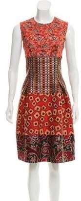 Etro Patterned Knee-Length Dress