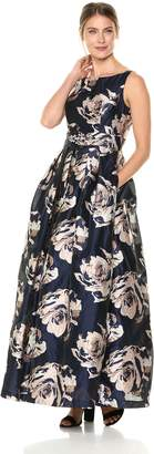 Eliza J Women's Floral Ballgown