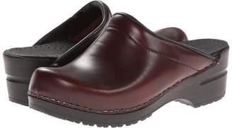 Sanita Sonja Cabrio Women's Clog/Mule Shoes
