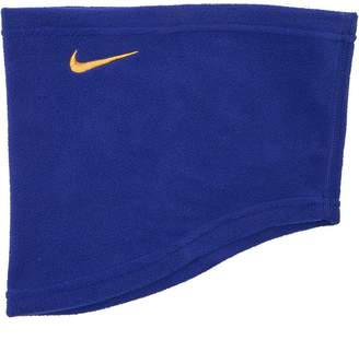 Nike Mens Fleece Neck Warmer Deep Royal Blue/Metallic Gold
