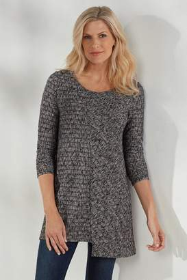 Soft Surroundings New Direction Sweater