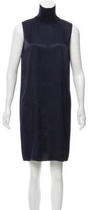 Rag & Bone Merino Wool Collared Shift Dress