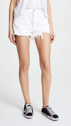 A Gold E AGOLDE Parker Loose Fit Cutoff Shorts