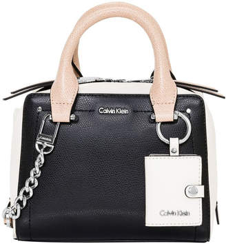 Calvin Klein H8DER8AX_BOO Hayden Double Handle Crossbody Bag