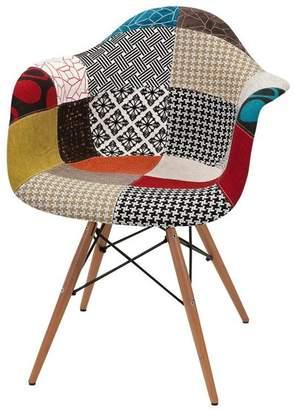 IMAX Worldwide Home Nadine Retro Accent Chair