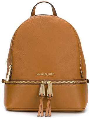MICHAEL Michael Kors logo backpack