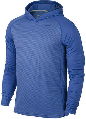 Nike Long Sleeve Dri-FIT Touch Hoodie