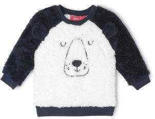 Sprout NEW Fluffy Sweat Top Vanilla
