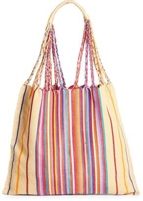 Luz COLLECTION Las Rayas Tote