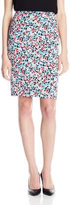 Nine West Women's Pattern Skirt (2)