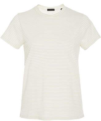 ATM Short Sleeve Crewneck Jersey Schoolboy Crew T-shirt