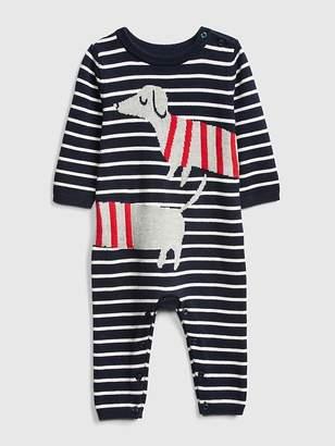 b83c21b8e079 Baby Boy Sweater One Piece - ShopStyle