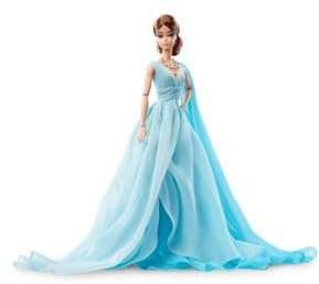 Mattel Chiffon Ball Gown Barbie