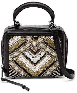 Rebecca Minkoff Wonder Box Leather Crossbody Bag