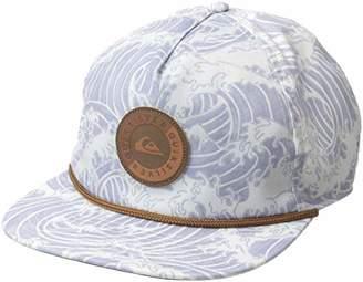 Quiksilver Men's Envy Death Trucker HAT