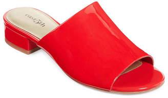 East Fifth east 5th Sage Womens Slide Sandals