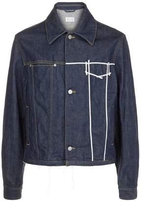 Maison Margiela Raw Denim Jacket